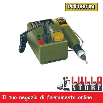 PROXXON 28706 TRASFORMATORE 12V