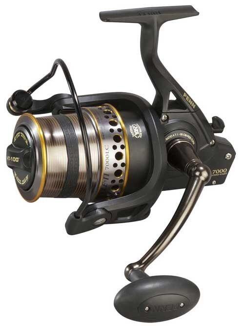 Penn Battle II 7000 Long Cast Spinning Spin Saltwater Fishing Sea Fishing Saltwater Reel 59a47c