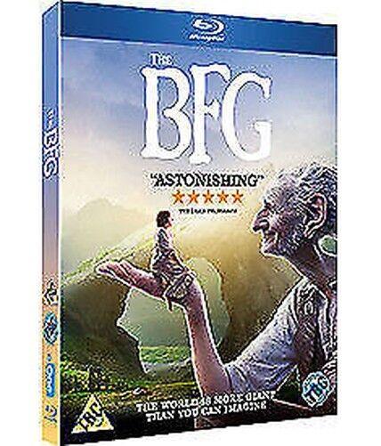 The Bfg - Grande Amistoso Gigante Blu-Ray Nuevo Blu-Ray (EO52053BR)
