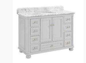 999 New Allen Roth 48 Wrightsville Bath Vanity W Sink Top 1116va 48 242 Ebay