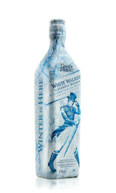 Johnnie Walker White Walker Blended Scotch Whisky 0,7l, alc. 41,7 Vol.-%