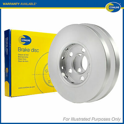 2 X REAR AXLE BRAKE DISC FOR HONDA CR-V II RD/_ 2.4 Mk II RD/_ 2.0 COMLINE ADC0562