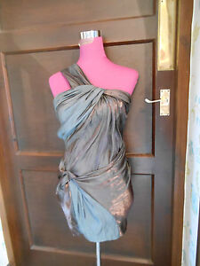 Jelan All Brown 6 Bnwt Dress Size Stunning Saints qFav6aE