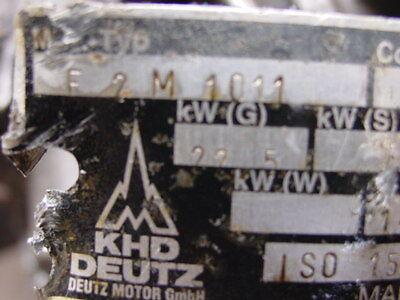 Deutz Motorlager Aufstellfuss 0224 9954 02249954 F3L912 F4L912 1011 2011 F6L912