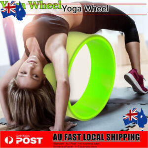 Yoga Wheel Cork Ring Back Circle Chest Hip Bend Artifact Pilates Spine Corrector