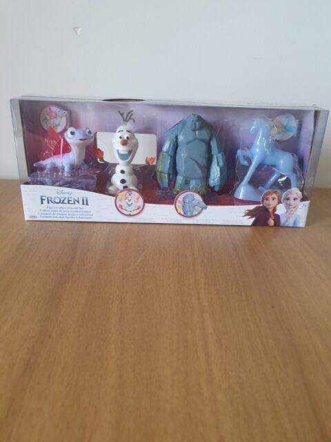 Disney Frozen Figurine 4 Pieces Figures Play & Collect Set Kids Toys Kids Gift