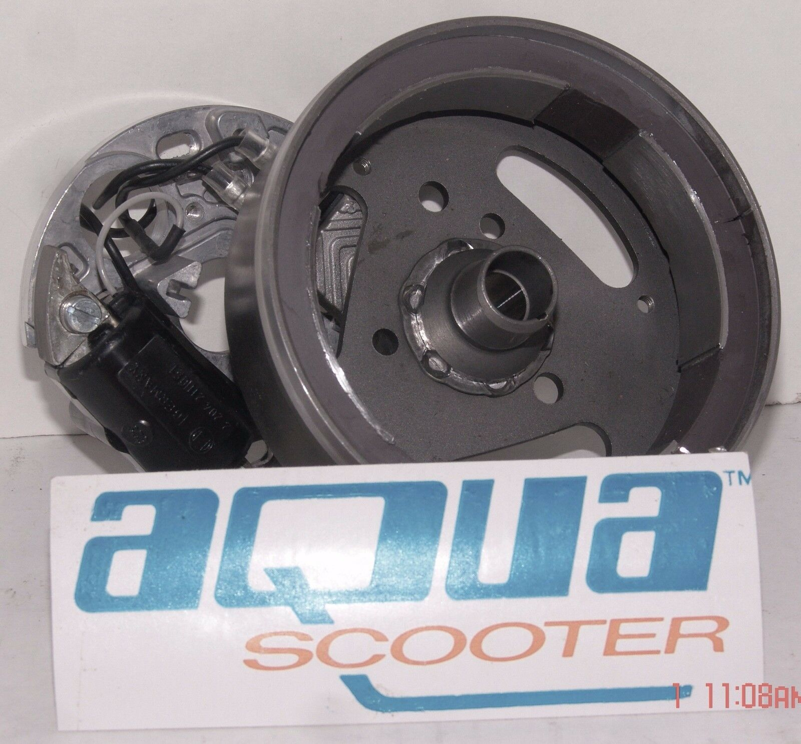 AQUASCOOTER NEW REPLACEMENT ELECTRONIC IGNITION SYSTEM SUPER HIGH PERFORMANCE