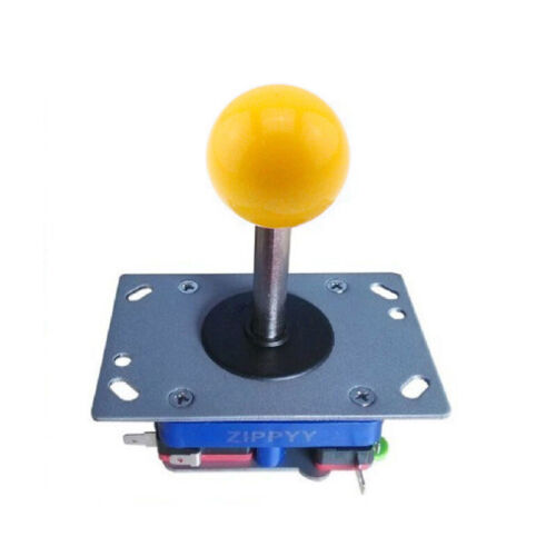 2pcs of Arcade game Competition joystick 2 to 8 way zippy style PacMan stick