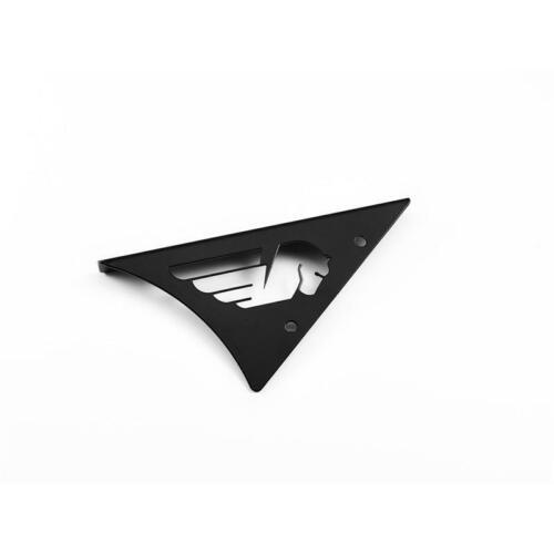 Buell XB9SX XB9R XB12 R//S BJ 2006-10 Kettenabdeckung Black Logo schwarz