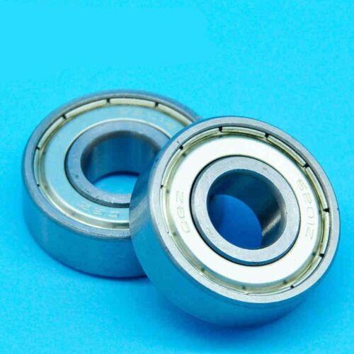MR106zz Miniature Deep Groove Ball Bearing Mini Bearings 6x10x3mm 10PCS L-1060