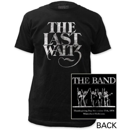 The Band The Last Waltz Winter Ballroom Vintage Concert Tour T-shirt S M L XL 2X
