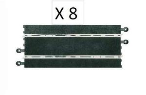 SCX-8-Rectas-para-Scalextric-analogicas-negras-Nuevas-350mm-1-32-News