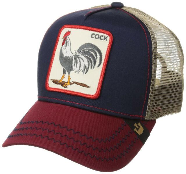 71cfcc0cf Goorin Bros Mesh Trucker Baseball Cap - Various Designs - Snapback