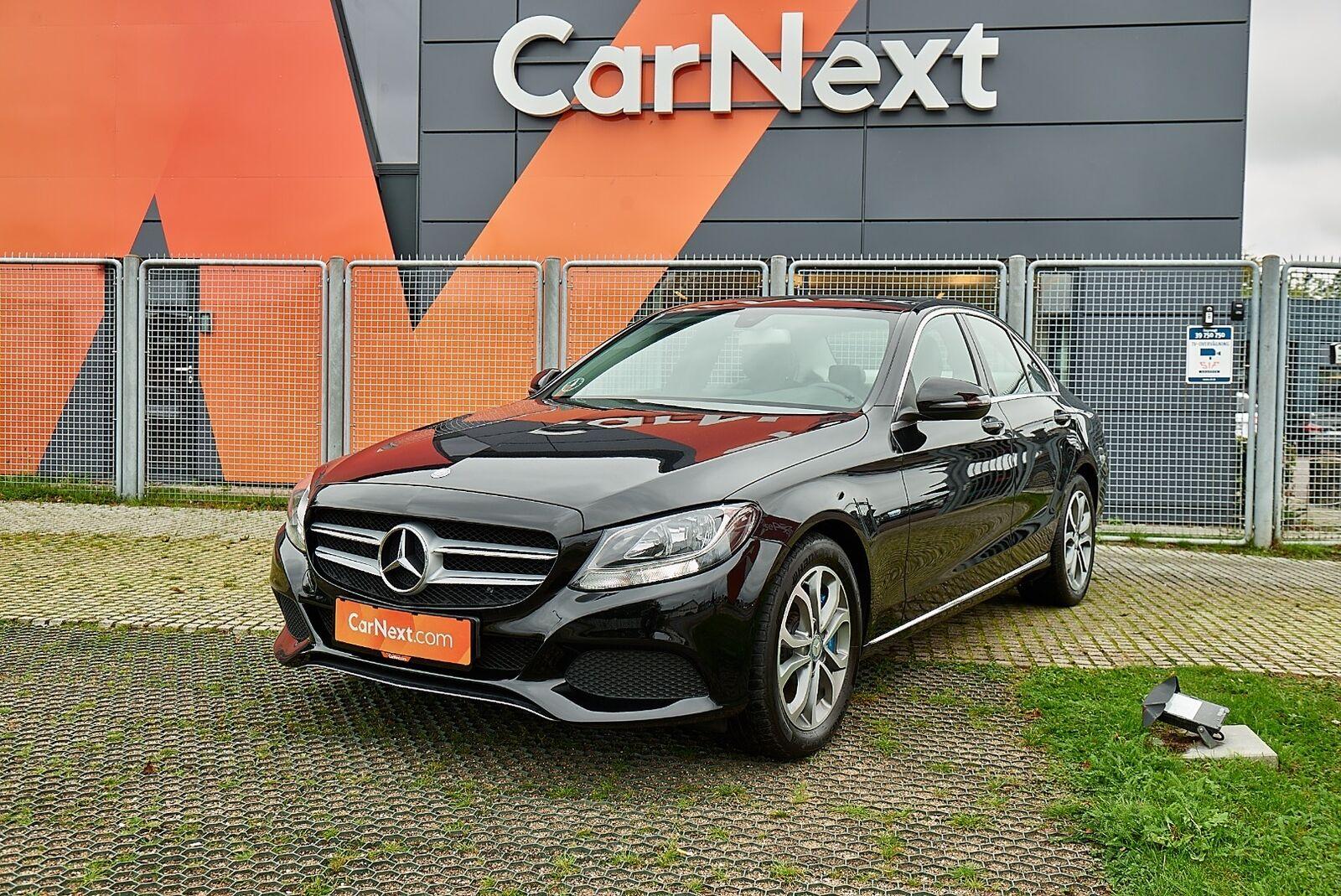 Mercedes C350 e 2,0 aut. 4d