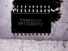 5x TEXAS INSTRUMENTS SN75LBC173AD RS-485 Differential Receiver SN75LBC173 5pcs