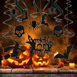 48x-Halloween-jour-morts-suspendus-tourbillons-decor-mexicaine-fantasmagorique