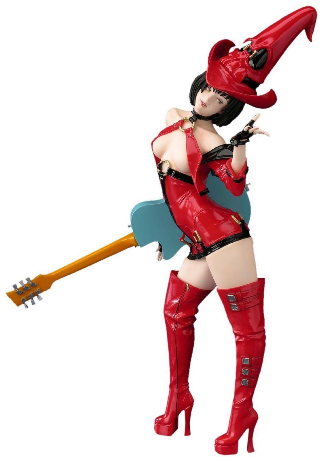 Guilty Gear XX I-no 1 7 scale PVC Painted Figure From Japan Maxfactory New F S