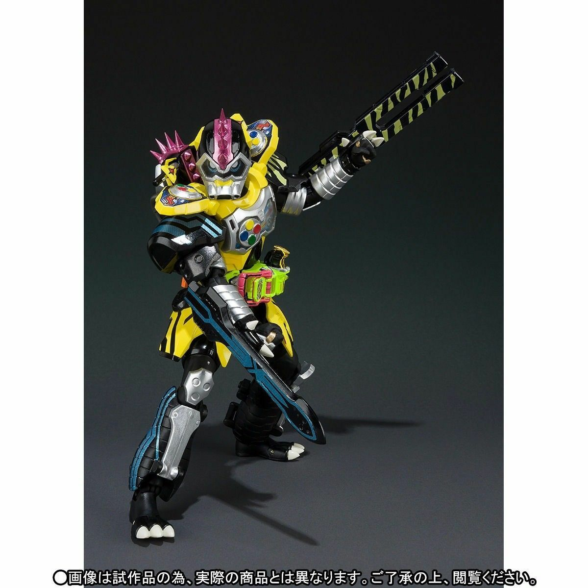 S.H.Figuarts Masked Kamen Rider EX-AID EX-AID EX-AID LAZER HUNTER BIKE GAMER LEVEL 5 BANDAI d92d1a