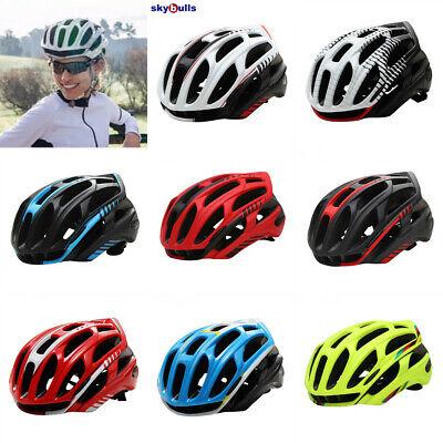 Skybulls Ultraligt Adult Cycling MTB Bicycle Helmet Road Bike Helmet Tail Light