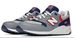 San Francisco 09fbe 75ba9 Details about New Balance ML999 # ML999LW Elite Edition Grey Burgundy Men  SZ 8