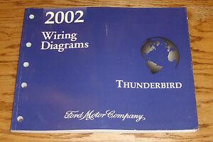 2002 Ford Thunderbird Wiring Diagram : original 2002 ford thunderbird wiring diagrams manual 02 ~ A.2002-acura-tl-radio.info Haus und Dekorationen