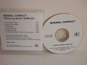 CD-SAMPLER-6-titres-MINIMAL-COMPACT-New-clear-twist