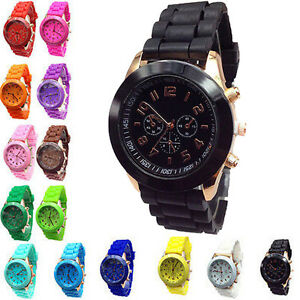 Geneva-Silicone-Band-Quartz-Jelly-Bracelet-Wrist-Watches-For-Women-Ladies-Girls
