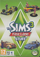 Sims 3: Fast Lane Stuff (Windows/Mac, 2010) Video Games