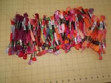 100 Skeins Embroidery Floss Thread Cross Stitch Crafts   DMC       Lot #11