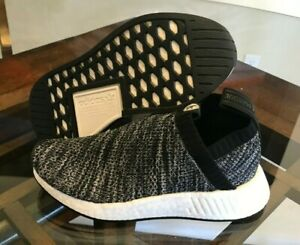 promo code cdc6b 50b53 Details about $220 Adidas NMD CS2 PK United Arrows & Sons Black White  DA9089 Men's 5 Women's 6