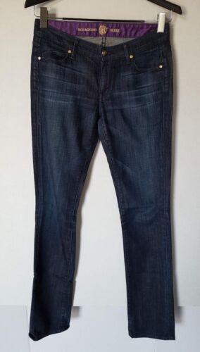 Jeans gamba Blue Sleek Premium Skinny 27 Rich Mystic dritta Jeans Denim 1qwxFrO1