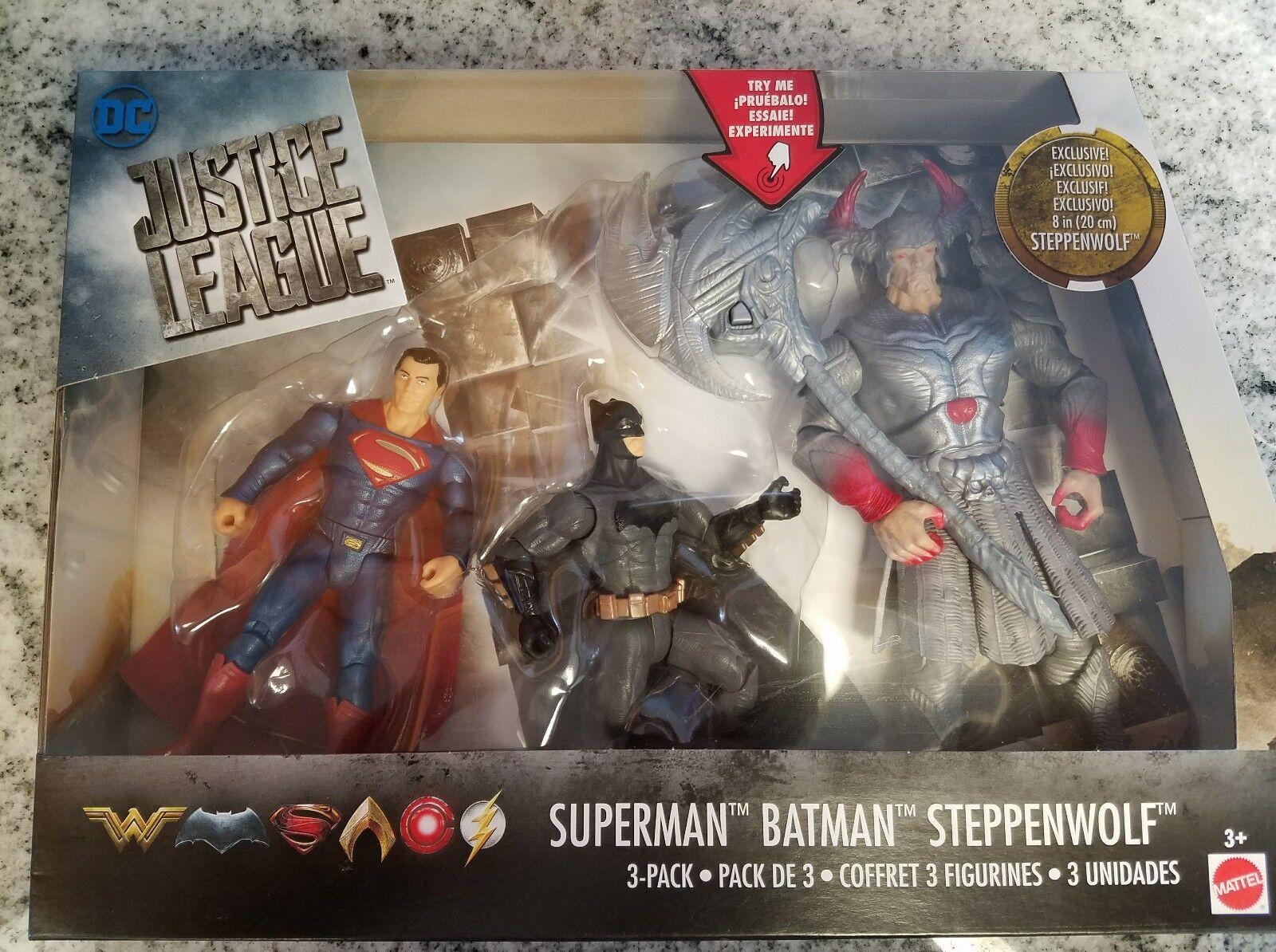Batman Superman Steppenwolf 6