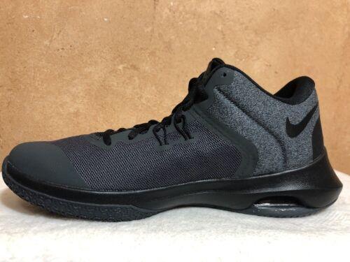 premium selection 06c4f 418d5 001 Chaussure Nike Air Gris de 9 taille pour Homme Noir Versitile Aa3819 Ii  basketball zrqZSz