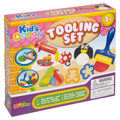15 Pc herramientas Plastilina Set formas de modelización Frascos Artesanales Niños Juguetes Regalo Navidad