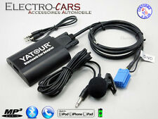 BLUETOOTH INTERFACE AUXILIAIRE MP3 AUTORADIO COMPATIBLE VOLKSWAGEN T5