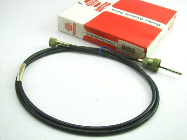 Napa 48550 120Y Speedometer Cable For 71-73 Datsun 1200 B210