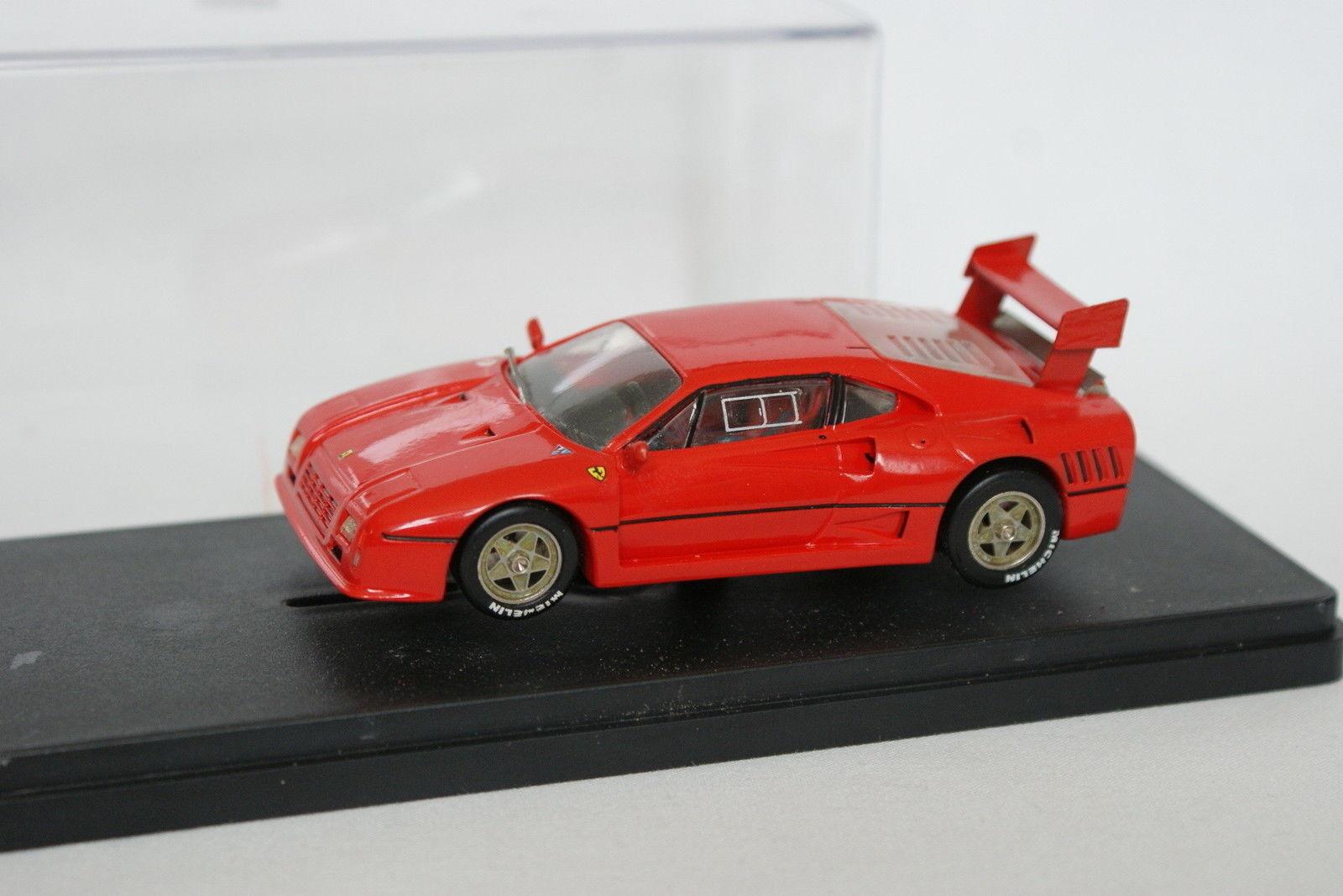 Starter 1 43 - Ferrari 288 GTO Evoluzione 1986