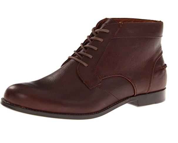Fossil Dayton low Stivali Pelle Mahogany Uomo Shoes size   7-13