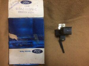 1973-1979-Ford-Lincoln-Mercury-NOS-rear-window-defogger-switch-D3AZ-18578-C-NIB