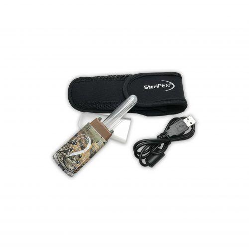 SteriPEN Pure + Realtree UV wasserentkeimer Water Purificateur Conditionneur Conditionneur Conditionneur USB a9e480