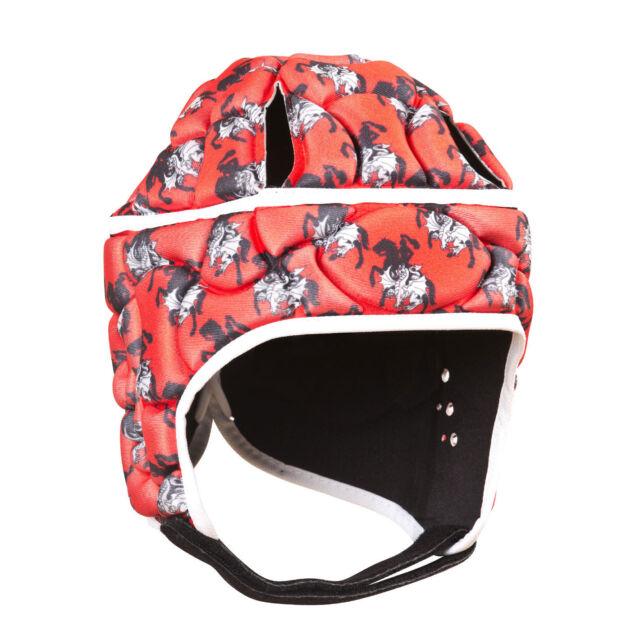 NRL St George Dragons CCC CLUB + Headgear - Sizes S - M  **SALE PRICE**