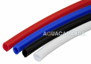 "Ro Pipe Tubing Hose 1/4"" Reverse Osmosis Red,blue,white,black Fish Tank Fridge To Assure Years Of Trouble-Free Service Reverse Osmosis & Deionization Pet Supplies"
