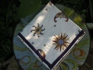 Moon-amp-Star-Altar-or-Tarot-Cloth-for-Witches-Oracle-Cards-Wicca-Pagans