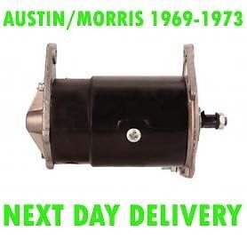 AUSTIN MORRIS HEALEY MINI MINOR PRINCESS REMANUFACTURED DYNAMO 1969 1970 1971