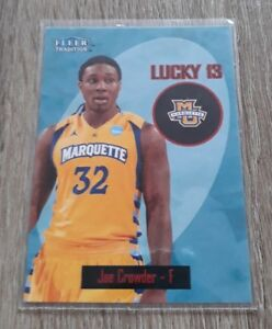 2012-13 Fleer Retro 98-99 Lucky 13 Jae Crowder-afficher Le Titre D'origine Oisanqud-08003847-697259850