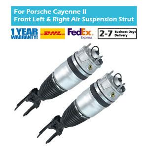 2PCS-Front-Air-Suspension-Spring-Bag-Strut-Fit-Porsche-Cayenne-92A-95835803910