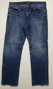 Mens-Lucky-Brand-363-Vintage-Straight-36-X-32-Denim-Jeans-Excellent-2236