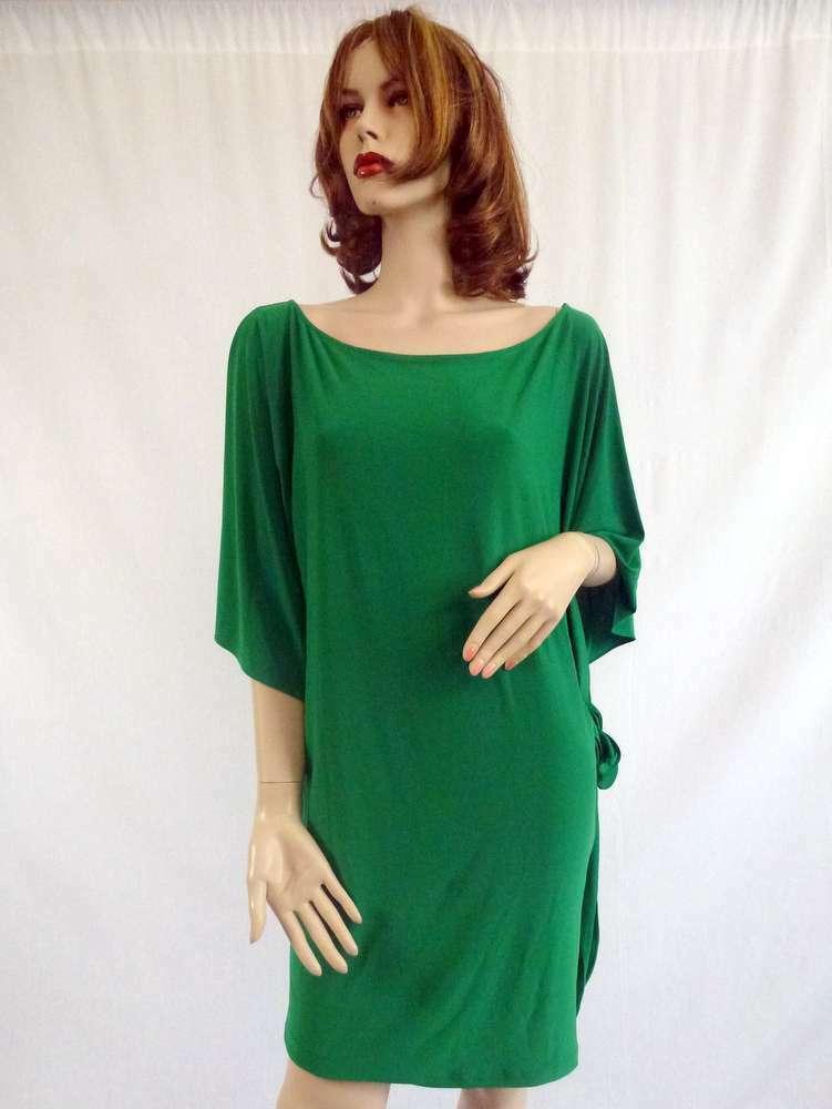Nordstrom Kleid Jerseykleid grün Gr. S NEU