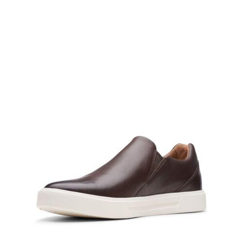 Clarks Men/'s Un Costa Step Brown Leather Sport Shoes 26144912