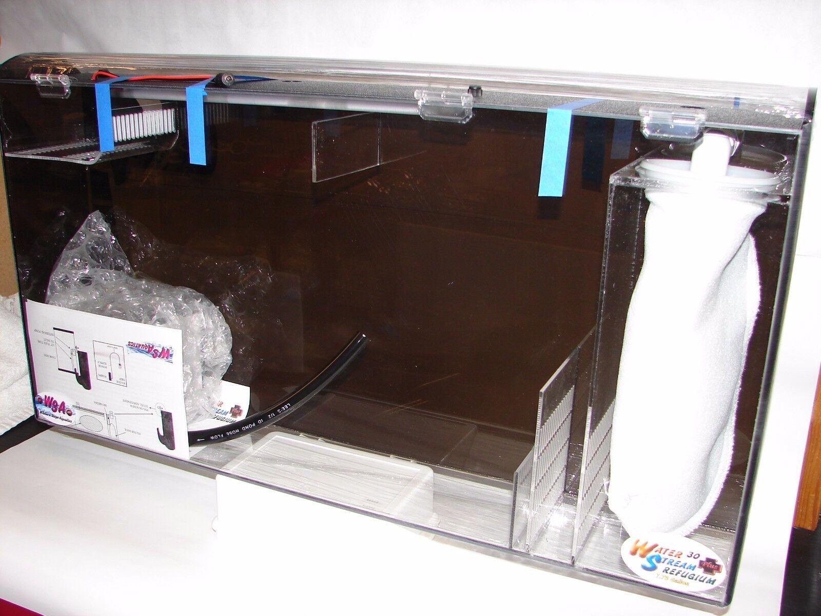 negozio d'offerta Refugium, WSR30PLUS Hang Hang Hang on Refugium System with sock filtration, LED light  negozio online